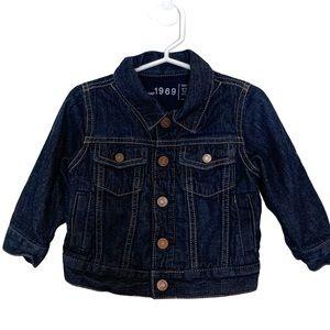 NWOT Baby Gap lined Jean jacket